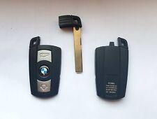 Smart Key Shell Blade Fob E90 E91 E92 E60 Remote Case for BMW 1 3 5 6 X Series