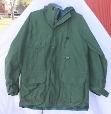 Mens REMINGTON Gore Tex Winter Coat w Hood Sz Medium USA Made