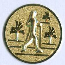 für Medaillen Pokale Pokal Widder Hase Pokale & Preise 100 Widder Kaninchen Embleme gold 25mm
