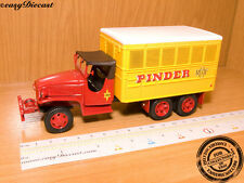 GMC CCKW 353 PINDER 1:43 USA TRUCK CAMION EEUU 1950