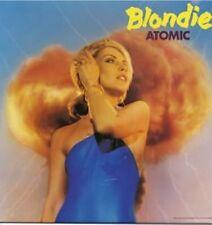 "Blondie Atomic, Die Young Stay Pretty Uk 12"""