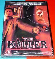 THE KILLER John Woo - Precintada