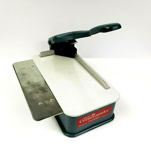 "Lassco Model 20 Corner Rounder Includes 1/8"" Cutter Trim Punch Die"