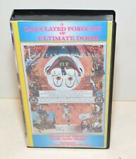 "Survival Research Labs VHS ""Calculated Forecast Ultimate Doom"" NEW Direct SRL!!"