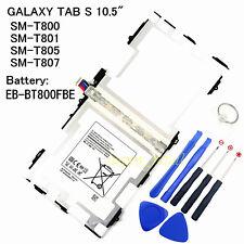 Batterie EB-BT800FBE Pour Samsung GALAXY Tab S 10.5 SM-T800 SM-T805 SM-T807 T801