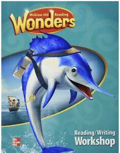Wonders Reading/Writing Workshop, Grade 2 (ELEMENTARY CORE READING)