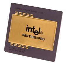 CPU INTEL PENTIUM PRO SY032 200MHz 256KB SOCKET 8