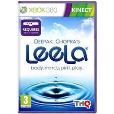 XBox 360 Spiel Deepak Chopra's Leela - Meditation und Entspannung Kinect erford.