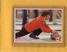 1993 Ice Hot International Curling Card #3 Jim Ursel Canada