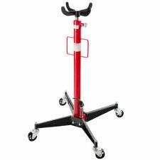 Arebos Sollevatore Idraulico - Fino a 500kg, Rosso