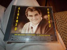 ALBERTO CORTEZ - MIS MEJORES CANCIONES CD