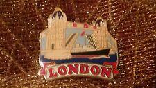 Tower Bridge London Detailed. Fridge Magnet.