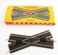 Fleischmann H0 Railroad Model Cross Track No. 1612 HO
