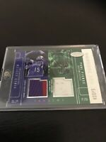 Fleer NBA Hoops Vince Carter Paul Pierce Dual Relic Nice Patch SP /100 GU