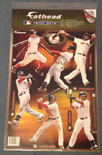 Red Sox FATHEAD 2013 Team Set David Ortiz, Napoli, Victorino, Dustin Pedroia +2