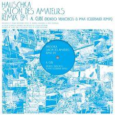 """HAUSCHKA Salon Des Amateurs Remix EP 1 UK vinyl 12"""" SEALED/NEW Villalobos"""