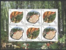 Moldova 2011 Europa/Forests/Trees/Owl/Deer/Fire/Environment/Nature 6v m/s n37597