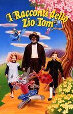 I racconti dello zio Tom (1947) VHS