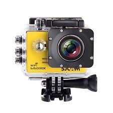 "SJCAM SJ5000X ELITE 4K 24fps Wifi 2.0"" LCD Video DV Sport Action Camera (Yellow)"