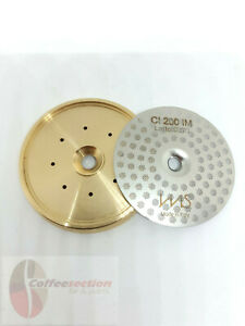 Breville Shower IMS CI200IM Screen and Brass Holder Tune Up Kit 58mm BES920XL