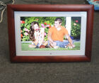 """ViewSonic VFD-1042w-11 10"""" multimedia digital picture frame free shipping"""