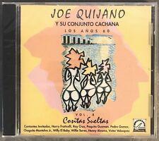"""JOE QUIJANO YSU CONJUNTO CACHANA - """"COSITAS SUELTAS """"  CD"""
