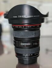 Canon EF 17-40mm f/4 L USM Excellent Condition