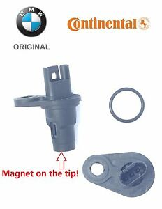 13627525014 OEM BMW Engine Camshaft Position Sensor CPS Sensor w/ O-ring