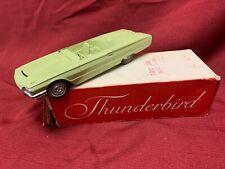 VINTAGE 1964 FORD THUNDERBIRD CONVERTIBLE PROMO w/ BOX