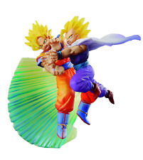 DRAGON BALL Z KAMEHAMEHA GOKU & GOHAN DOD LIMITED EDITION FIGURE