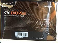 [Open box] Samsung 970 EVO Plus 1TB -(MZ-V7S1T0)