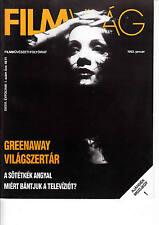 MARLENE DIETRICH,   FRITZ   LANG  ,  UDO   KIER      Hungarian magazine