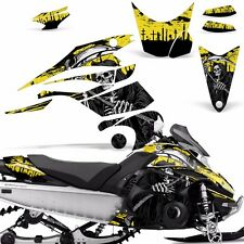 Decal Graphic Kit Yamaha FX Nytro Parts Sled Snowmobile Wrap Decals 08-14 REAP Y