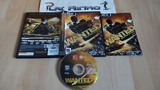 PC WANTED WEAPONS OF FATE COMPLETO PAL ESPAÑA