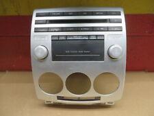 MAZDA 5 2006 2007 RADIO AUDIO AM FM CD FACTORY DASH UNIT OEM # CC4566ARX