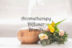 Aromatherapy Diffuser Blends, Electric Diffuser, Reed Diffuser, Oil Blends 15 ml
