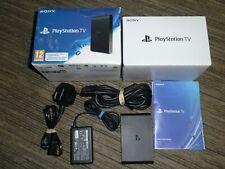 SONY PLAYSTATION TV CONSOLE 1GB Black PS Vita PS4 Remote Play WiFi Streaming Box