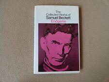 Endgame, Samuel Beckett, Grove Press, 1st Edition/29th Printing, 1978, HC/DJ