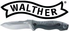 WALTHER PRO FBK Fixed Blade Knife Outdoormesser Jagdmesser Sandvik Stahl G10