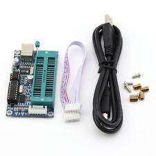 1PCS PIC Microcontroller USB Automatic Programming Programmer K150 + ICSP Cable