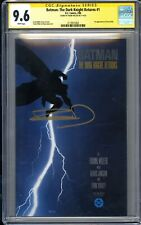 Batman: The Dark Knight Returns #1 CGC 9.6 1st app. of Carrie Kelly!L@@K!