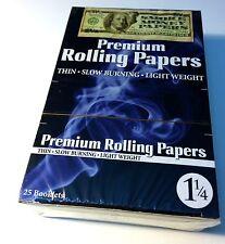 Box of Smoke Money Papers