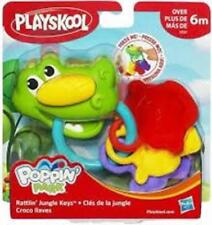 HASBRO - Playskool - Poppin Park - Jungle Keys - Squeaking Crocodile 6m+