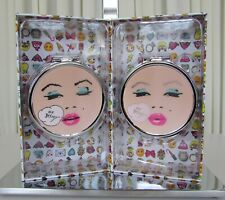Betsey Johnson Compact Mirror Winking Marilyn Monroe NEW IN BOX!