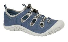 PDQ  pu/Mesh  Toggle sports sandals Style L578 Colour Navy New