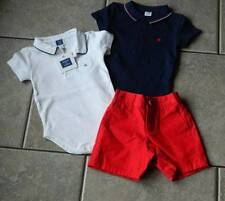 Size 3-6 months outfit Janie and Jack,3 pc. set,bodysuit,shorts,NWT