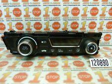 2013-2015 Honda Civic  AC Heater Temperature Climate Control Panel A42 NH-587L