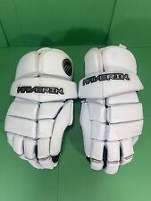 "Maverik M4 13"" Lacrosse Gloves (Size M) - Used"