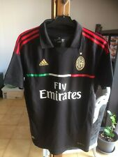 maillot maglia shirt ac milan  collector milan ac série a calcio