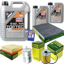 Inspection Kit Filter LIQUI MOLY Oil 7L 5W-30 For VW Golf III) 1H1 2.8